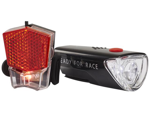 Cube RFR CMPT Bike Lights Sets black